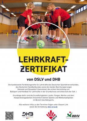 Lehrkraft-Zertifikat NRW