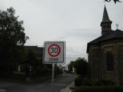 Tempo-30-Zonen in Zilshausen