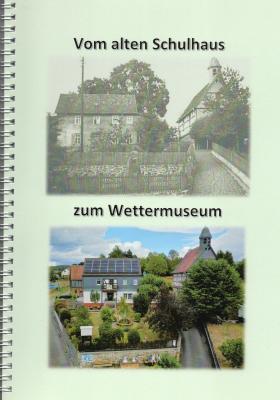 10 Jahre Planung und Aufbau vom Wettermuseum