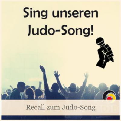 Foto zur Meldung: Recall zum Judo-Song