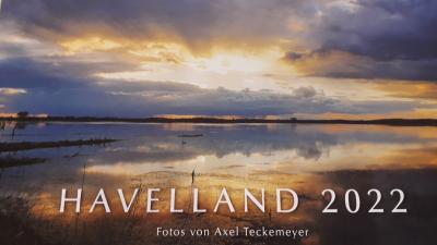 """Kalender """"Havelland"""" für 2022 ist da"""