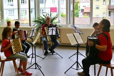 Sommerferienprogramm 2021 - Akkordeonorchester Höfen e. V.