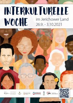 Foto zur Meldung: Interkulturelle Woche im Jerichower Land vom 26.09. – 03.10.2021