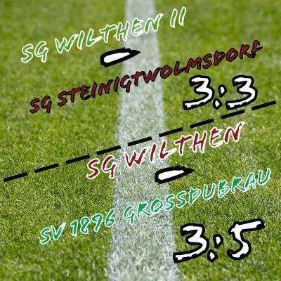 [SGW 1/2] 14 Tore-Sonntag zu den letzten Testspielen vor Saisonstart