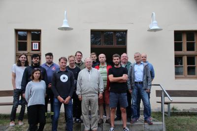 Foto zur Meldung: Workcamp 2021 der Wahnsinn