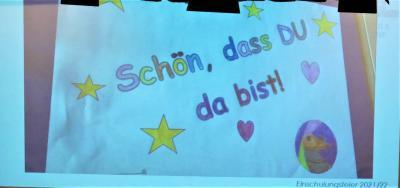 """""""Be happy"""" - Die Schule startet wieder"""