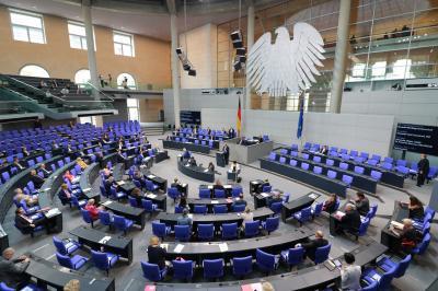 Bundestagswahl am 26. September 2021 Briefwahlunterlagen / Wahlschein beantragen