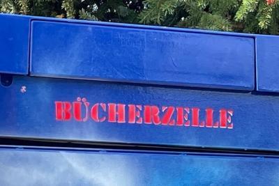 Foto zur Meldung: Neuer Anlaufpunkt für Bücherwürmer in Linthe