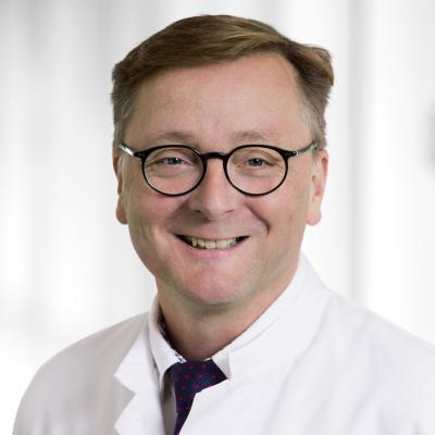 Dr. med. Barthel Kratsch, Chefarzt der Allgemein- und Visceralchirurgie am Evangelischen Krankenhaus Dierdorf/Selters (KHDS)