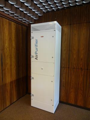 Friedeburg wartet auf die Landesrichtlinie zur Förderung von mobilen Luftreinigungsgeräten in Schulen