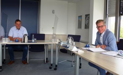 Im Gespräch mit dem WWL und dem Unterhaltungsverband Schunter: Welche Schutzmaßnahmen gibt es bei Starkregenereignissen in der Gemeinde Cremlingen?
