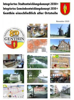 """Foto zur Meldung: Öffentliche Vorstellung des Integrierten Stadtentwicklungskonzeptes 2030+ """"Genthin einschließlich aller Ortsteile"""" – ISEK 2030+"""