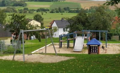 Foto zur Meldung: Wegen Erneuerungen: Spielplatz Effolderbach wird ab Montag gesperrt