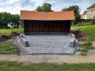 Gestaltung Dorfpark