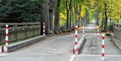 Wulfsmühlen-Brücke: Zukunft unklar