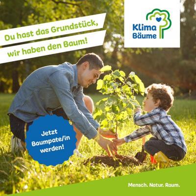 Foto zur Meldung: 10.000 Klimabäume – Holzwickeder Grundstückseigentümer/-innen für Baumpatenschaft gesucht!
