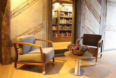 Bibliothek im Kontor öffnet wieder samstags
