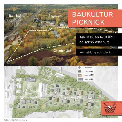 Baukultur Picknick - Stadt und Land vereint