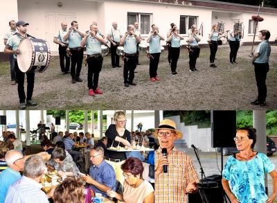Impressionen vom Seniorennachmittag (Foto: W. Kniese)