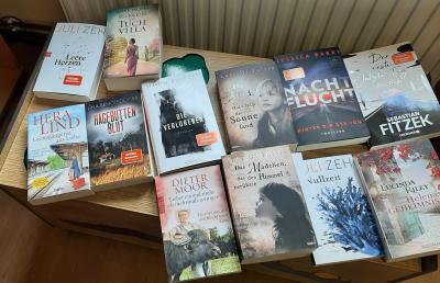 Foto zur Meldung: Neue Bücher in der Bibliothek