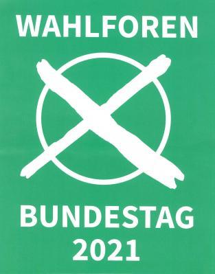 Wahlforum zur Bundestagswahl 2021