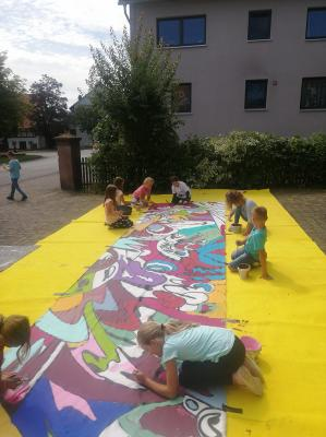 Ferienspiele in Willingshausen