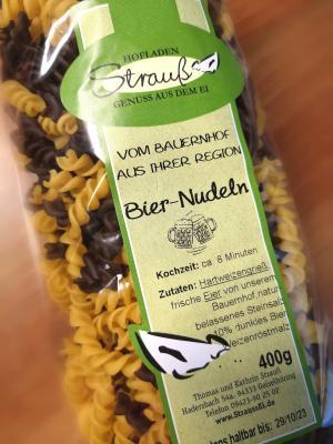 Kennt ihr eigentlich unsere Biernudeln?