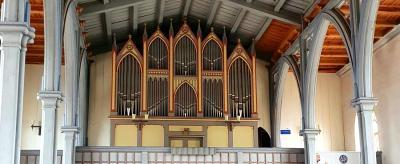 Orgel von Niemegk