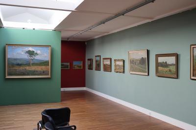 In der Kunsthalle, Fotograf: Paul Dippel
