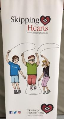Foto zur Meldung: Skipping Hearts 2021