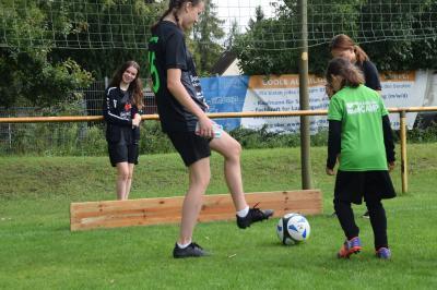 Tag des Mädchenfußballs in Falkensee