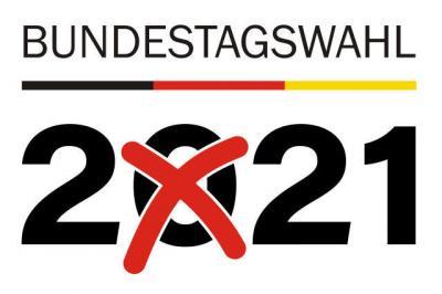 Logo Bundestagswahl 2021