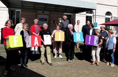 Remagen ist Fairtrade-Stadt