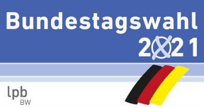 Vorschaubild der Meldung: Bundestagswahl am Sonntag, 26. September 2021 - Informationen der Landeszentrale für politische Bildung Baden-Württemberg (LpB)