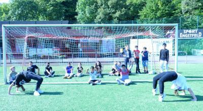 Sportfest Jahrgang 7 - eine gelungener Tag