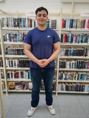 Foto zur Meldung: Erneut Freiwilliges Soziales Jahr in der Bibliothek