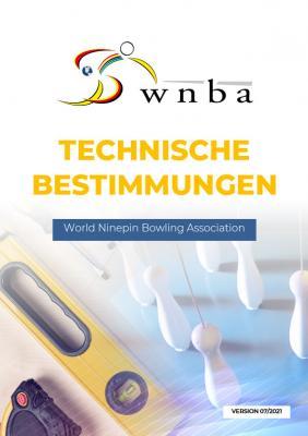 Technische Bestimmungen der WNBA 07/2021