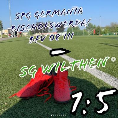 [SGW 1] Erfolgreiche erste Pokalrunde mit zweifelhaften Schirientscheidungen