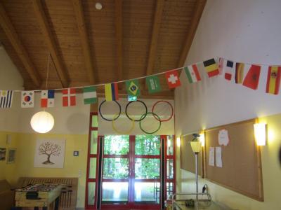 Olympische Sommerspiele in Kleinsendelbach - Kinderolympiade