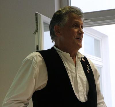 Kreishandwerksmeister Wolfgang Herzog