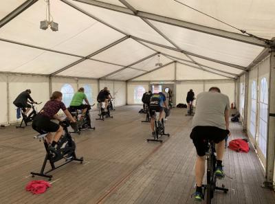 Indoor-Cycling endlich zurück: Hol Dir gleich die neue 10er Karte!