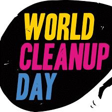 Foto zur Meldung: World Cleanup Day  am 18. September 2021