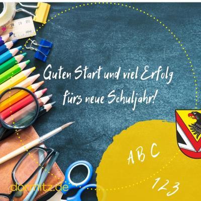 Grußwort zum Schulanfang 2021/2022