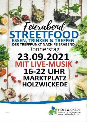 Der nächste Streetfood-Markt steht in den Startlöchern