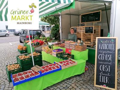 Der Grüne Markt Mainburg lebt auf – Konzept wird erweitert