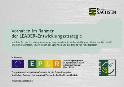LEADER geförderte Maßnahme: Erneuerung Straßenbeleuchtung Heckenweg, Rittmitz