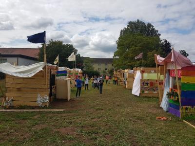 Foto zur Meldung: Kinder- und Jugendförderung zieht positives Resümee zu den diesjährigen Ferienspielen