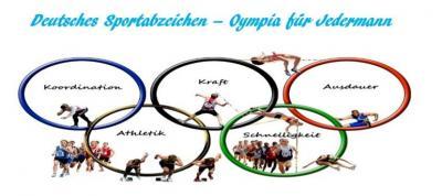 Das Deutsche Sportabzeichen-Olympia für Jedermann