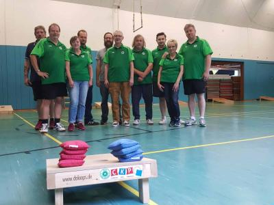 Cornhole: Vereinsmeisterschaft 2021