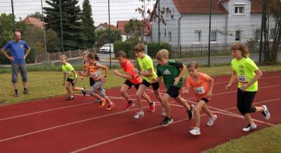800m-Lauf